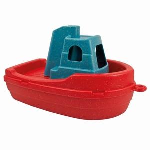 Anbac Toys - Sleepboot, rood/blauw