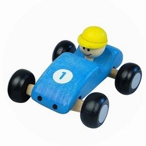 Formule 1 swing auto - Blauw