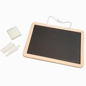 Schoolbord / Lei / Krijtbord inclusief wit krijt