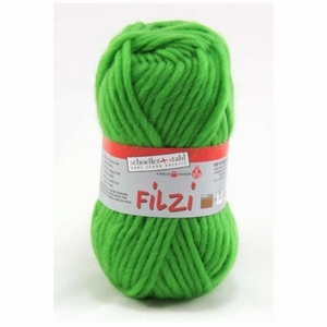Filzi 100% viltwol 50 gram / bol kleur 044 licht groen