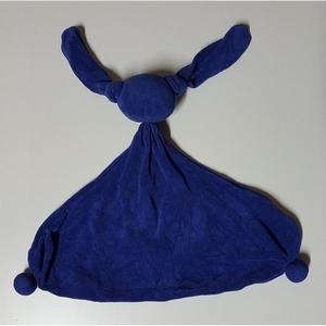 Badstof Meesleepbeest XL, Blauw Donker