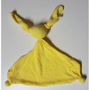 Badstof Meesleepbeest XL, Geel