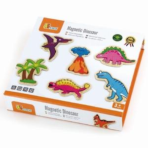 Magnetische Dinosauriërs - 20 stuks - Viga Toys