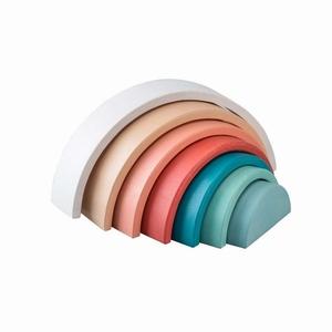 Regenboog blokken pastel - Simply for Kids