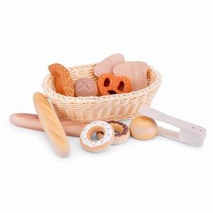 Brood mandje - 12 delig - New Classic Toys