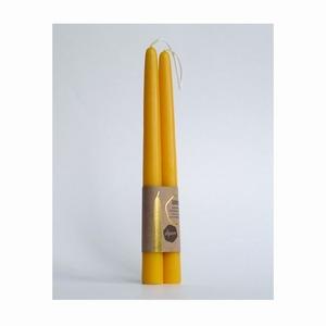 Dipam bijenwaskaars 2,2 x 25cm 12h per 6 paar