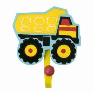 Kapstokhaak Truck, Geel [6DS]