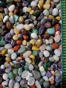 Steentjes Groot geslepen 500 gram, groter dan voorheen