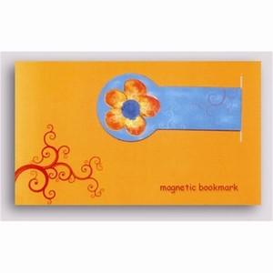 Magnetische Boekenlegger - Yellow Flower, aanbieding -55%