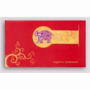Magnetische Boekenlegger - Elephant, aanbieding -55%