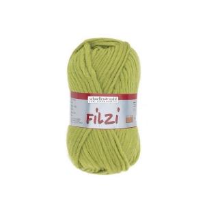 Filzi 100% viltwol 50 gram / bol kleur 013 lime