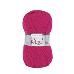 Filzi 100% viltwol 50 gram / bol kleur 024 fuchsia