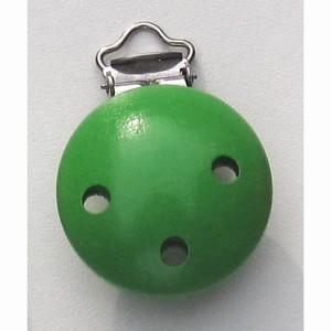 Speenclip kleur 3, Groen