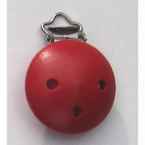Speenclip kleur 5, Rood