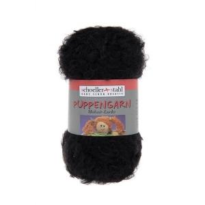 Puppengarn Boucle/mohair 50 gram / bol - kleur 452
