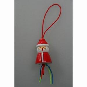 Gelukspoppetjes Kerstman 2cm 100 stuks (70066)