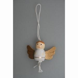 Gelukspoppetjes Engel met vleugels klein 100 stuks (70068)