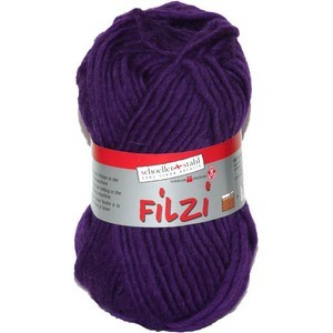 Filzi 100% viltwol 50 gram / bol kleur 017 paars