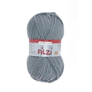 Filzi 100% viltwol 50 gram / bol kleur 020 grijs