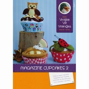 Magazine nr.11 Cup Cakes 2, prijsverlaging op=op nog 6x