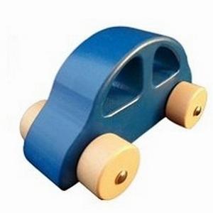 Handauto, Grijpauto, klein, Auto Blauw