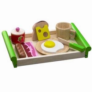 Dienblad ontbijtset - Wonderworld 4526
