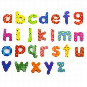 Magnetische Letters Fantasie (52-delig)