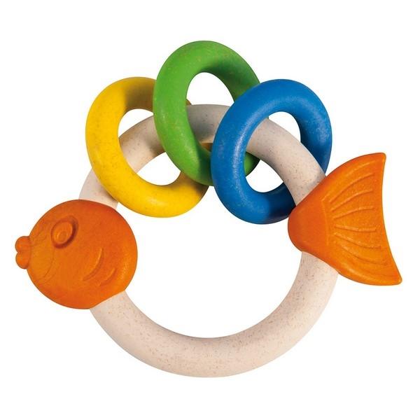 Anbac Toys - Rammelaar - Vis