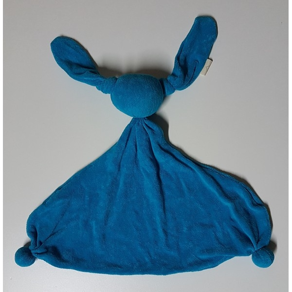 Badstof Meesleepbeest XL, Turquiose