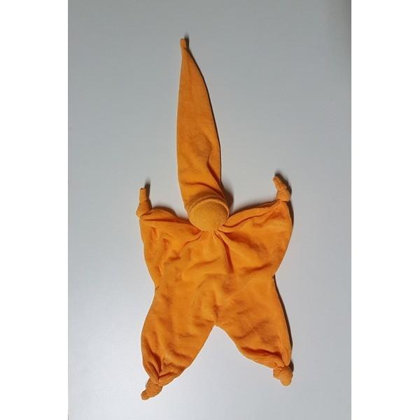 Badstof Ster, Oranje