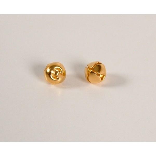 Bel (kruis) 10 mm messing - per 50 stuks (4864910)
