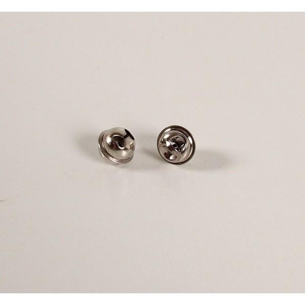 Belletje 10 mm nikkel - per 50 stuks (4864010)