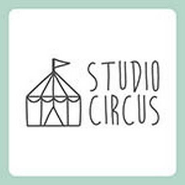 Blokkenton 50 stukjes - Studio Circus