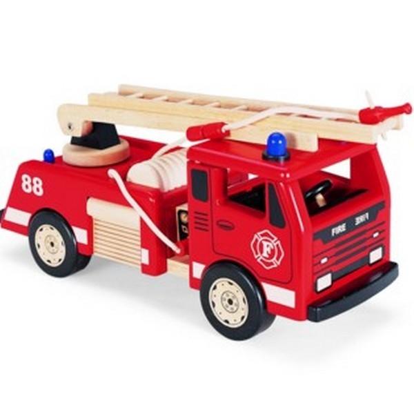 Brandweerauto - Fire Engine - Big, uitverkocht