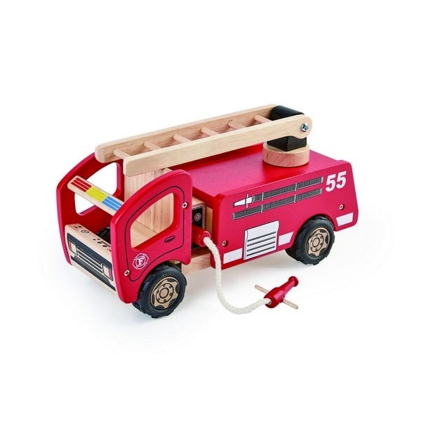 Brandweerauto - Fire Engine - Medium