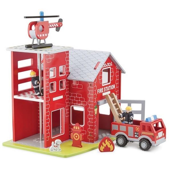 Brandweerkazerne, uitverkocht