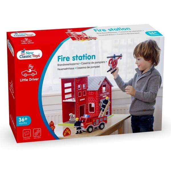 Brandweerkazerne