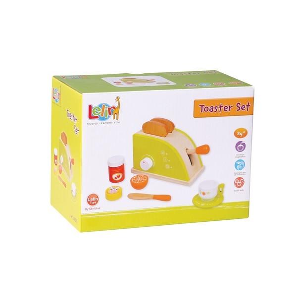 Broodrooster - Set - Lelin Toys