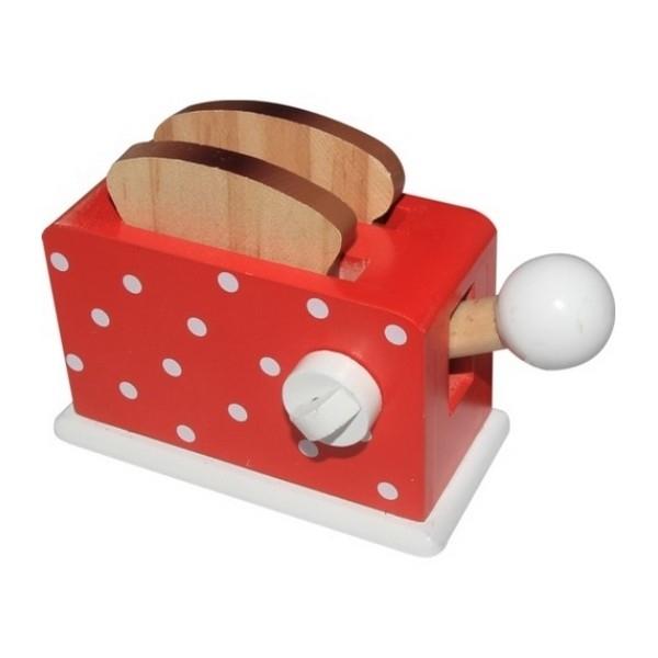 Broodrooster mini Rood (37178)