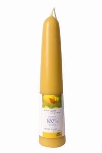 Dipam bijenwaskaars 4 x 30 cm 40h per 3 stuks