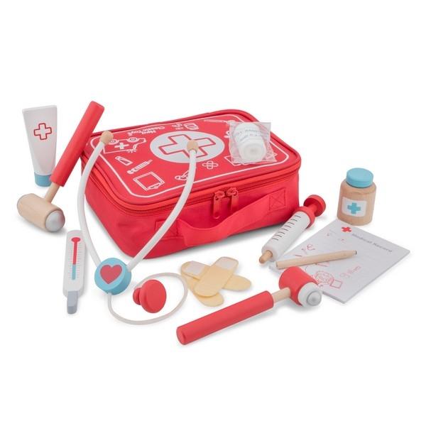 Dokterskoffertje zacht - New Classic Toys