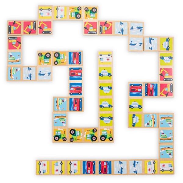 Domino - Voertuigen - New Classic Toys