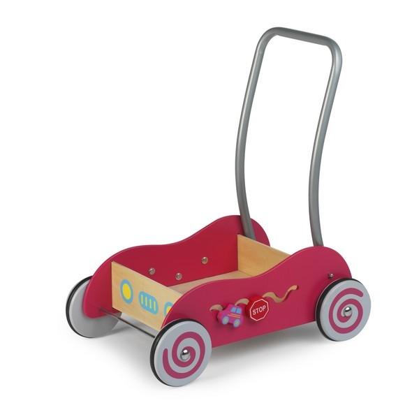 Duwwagen - Activiteiten Roze