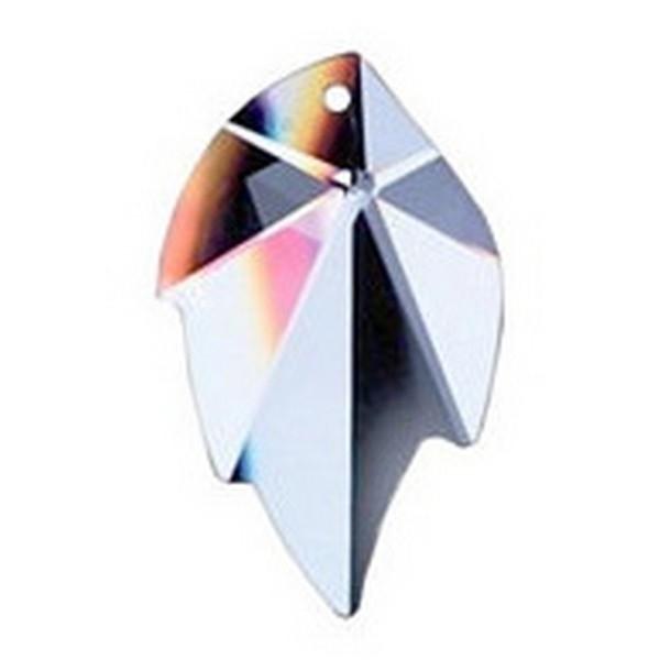 Feng Shui Kristal - Blad 32x20mm