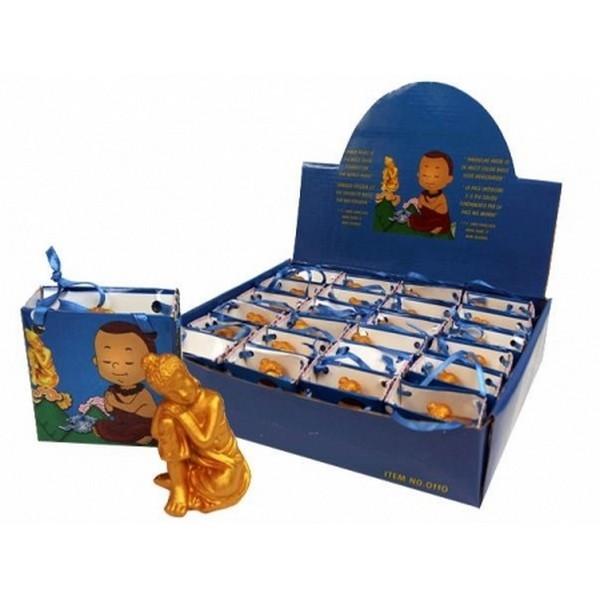 Geschenktasje met Boeddha Ngalso 5,3cm