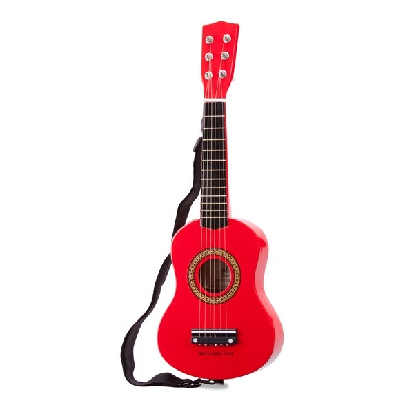 Gitaar - Rood, uitverkocht