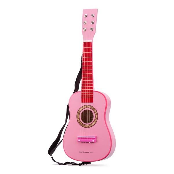 Gitaar - Roze, uitverkocht