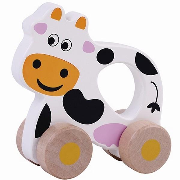 Grijpauto Rollende Koe