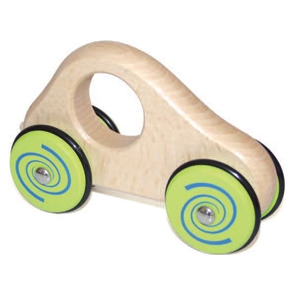Handauto beukenhout Groen