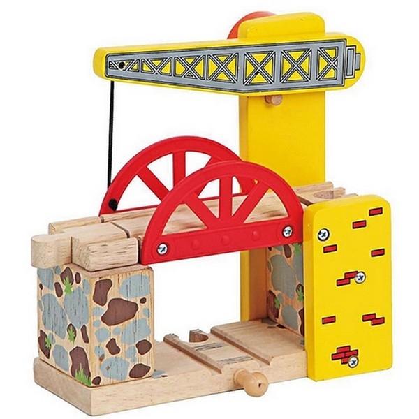 Hefbrug klein - Mentari 6756
